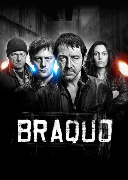 Braquo on Netflix UK