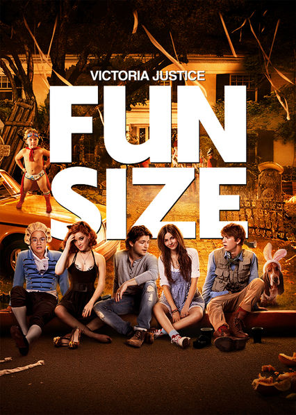 Fun Size on Netflix UK