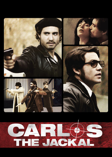 Carlos The Jackal on Netflix UK