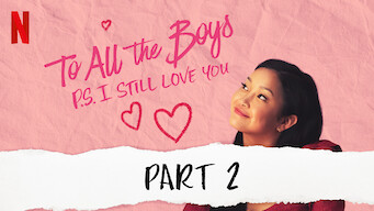 To All the Boys: P.S. I Still Love You (2020)