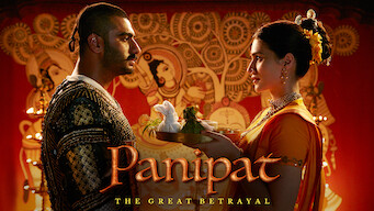 Panipat - The Great Betrayal (2019)