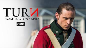 TURN: Washington's Spies (2017)