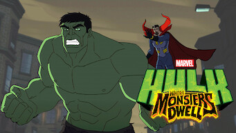 Marvel's Hulk: Where Monsters Dwell (2016)