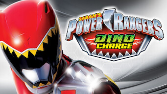 Power Rangers Dino Charge (2015)