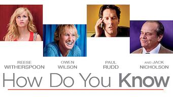 How Do You Know (2010)