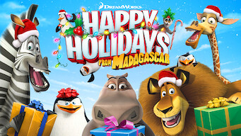 DreamWorks Happy Holidays from Madagascar (2005)