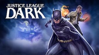 Justice League Dark (2017)