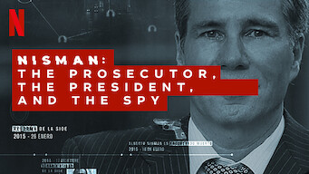 Nisman: The Prosecutor, the President, and the Spy (2020)