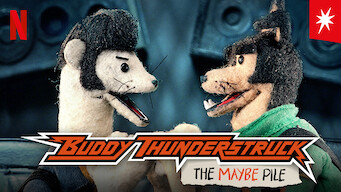 Buddy Thunderstruck: The Maybe Pile (2017)
