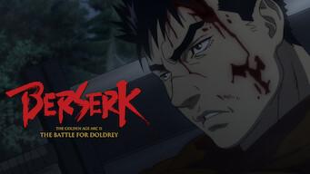 Berserk: The Golden Age Arc II - The Battle for Doldrey (2012)