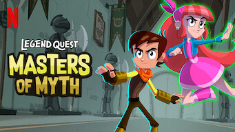 Legend Quest: Masters of Myth (2019)