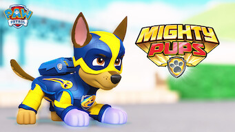 PAW Patrol: Mighty Pups (2018)