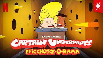 Captain Underpants Epic Choice-o-Rama (2020)
